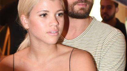 Sofia Richie (19) en Scott Disick (35) uit elkaar