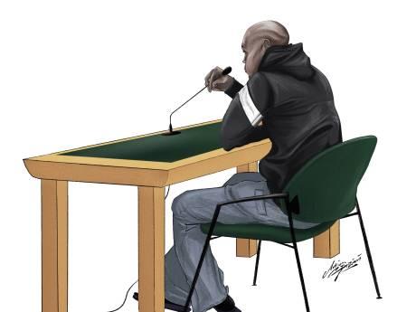 Rasta-overvaller probeerde volgens rechtbank bewaker 'dood te schoppen'