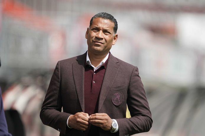 Trainer Henk Faser heeft met Sparta een play-offsticket voor het grijpen.