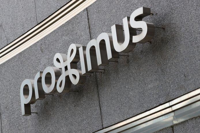 Le siège de Proximus à Bruxelles.