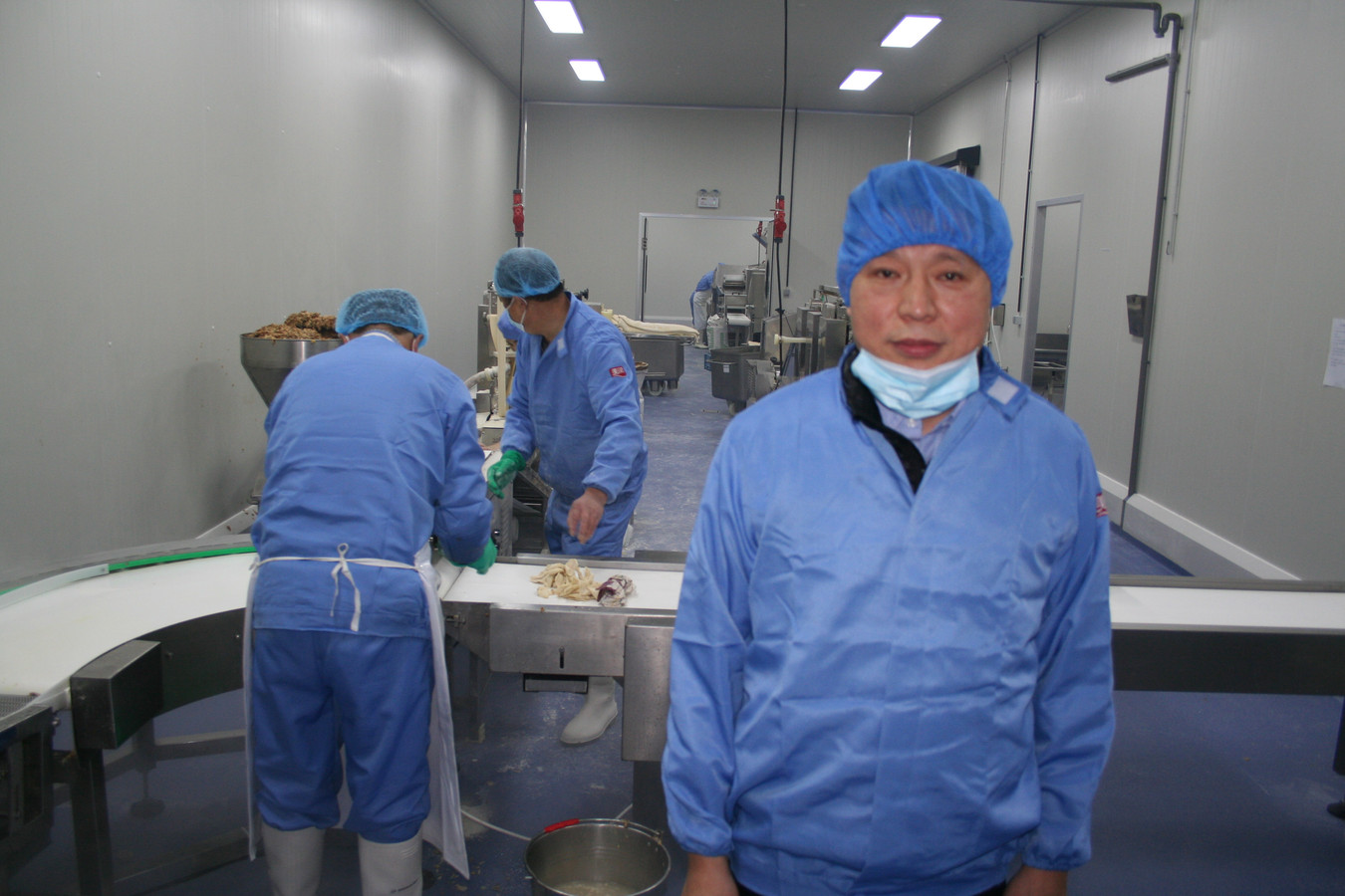 Tony Nai wil met Euro Dumplings de markt bestormen in West-Europa.
