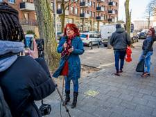 De plek waar Aboutaleb reljeugd van Beijerlandselaan streng toesprak, is nu een Speakers' Corner