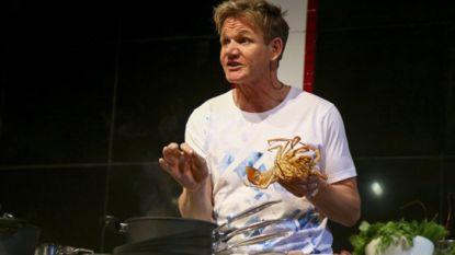 Tv-kok Gordon Ramsey maakt culinair reisprogramma