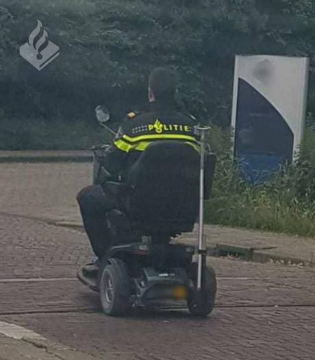'Ongewone stilte' na aanrijding tussen scootmobiel en personenauto