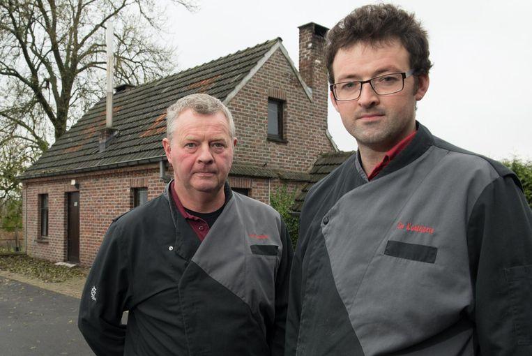 Eric en Pieter De Koekelaere.