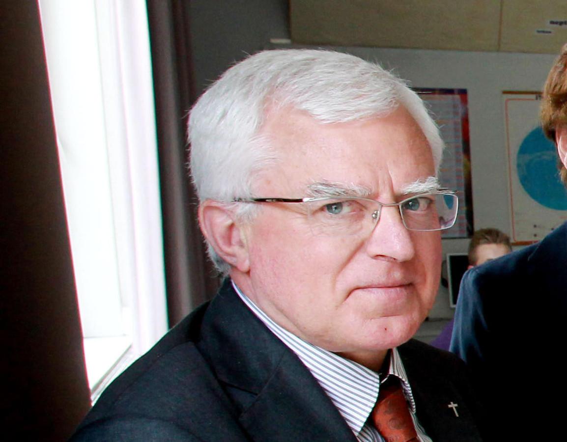 Koen Seynaeve stopt als directeur van het Sint-Lodewijkscollege.