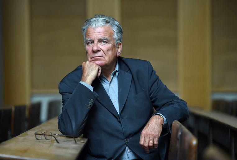 Olivier Duhamel, stiefvader van de tweeling, misbruikte Victor. Beeld AFP