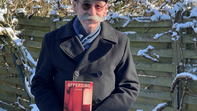 """Ludo Geluykens brengt nieuw boek uit: """"Inspiratie voor 'Afpersing' kreeg ik tijdens een reis in Olso"""""""