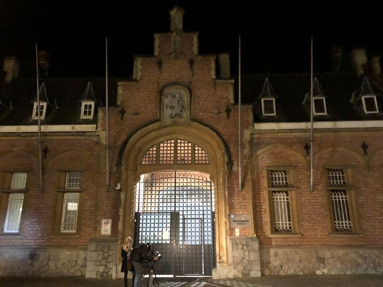 De gevangenis van Turnhout Beeld Jef Van Nooten