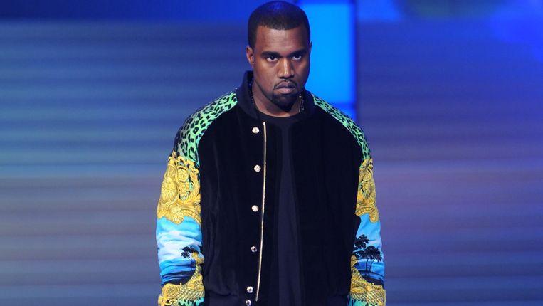 Kanye West. Beeld AP
