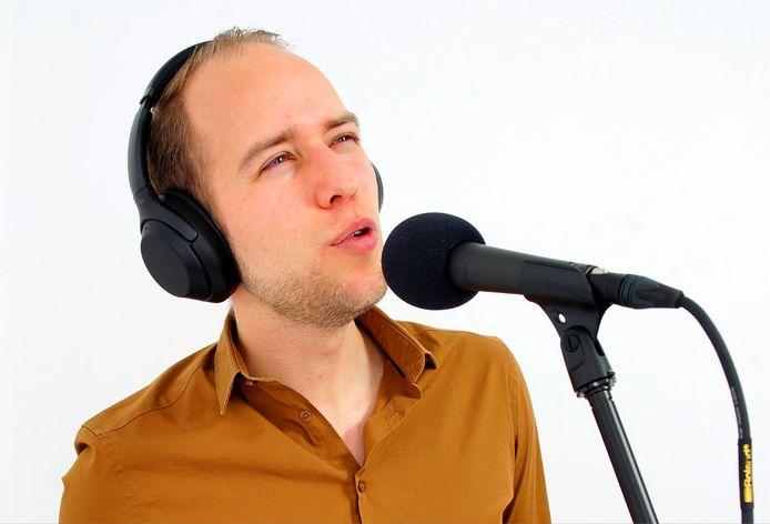 Daan Goutsmet, een muzikale duizendpoot uit Neerpelt.