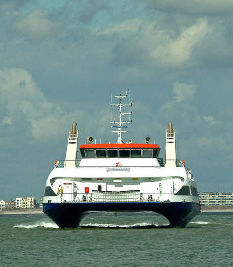 Geen referendum over veerboot
