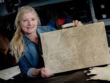 Het koffertje van Leonie prijkt nu in het Haags Historisch museum: 'Ze waren verrast hoe echt ie leek'
