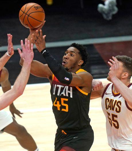 Utah Jazz evenaart clubrecord met twintigste thuiszege op rij