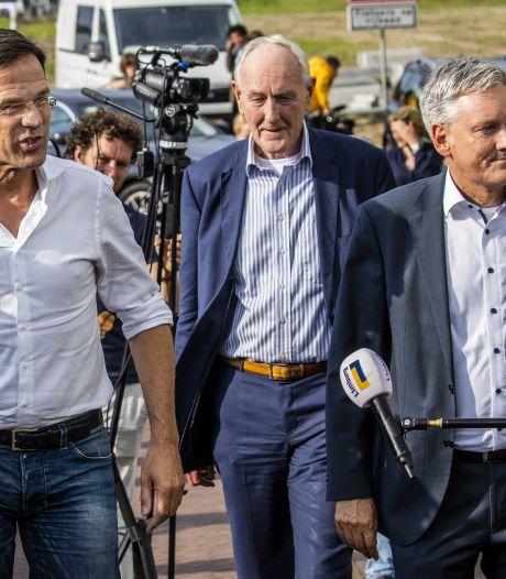 VVD wil Johan Remkes als nieuwe informateur, oud-minister reageert positief