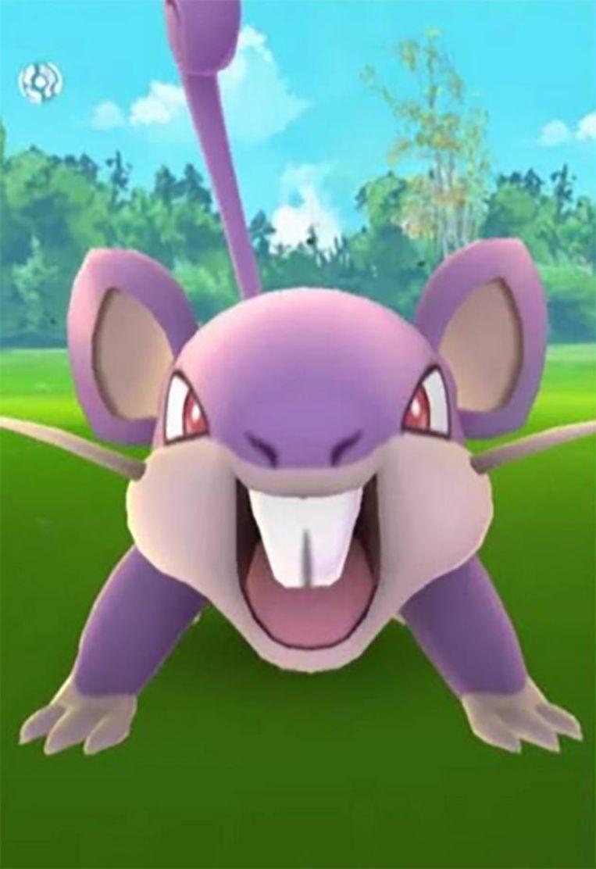 Rattata, ben jij dat? Beeld Pokémon Go
