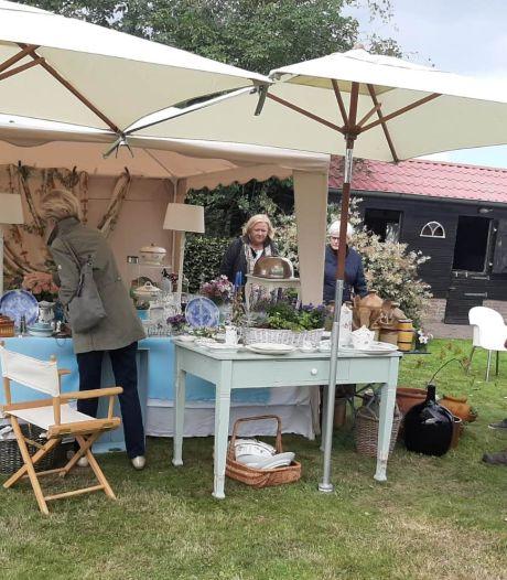 Brocante Landelijke Fair in Heino met een dag uitgebreid: drie in plaats van twee dagen