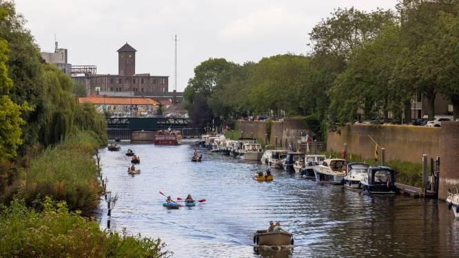 Drukte op Bossche binnenwateren de kop indrukken: 'Beschadigingen aan taluds en waterkeringen'
