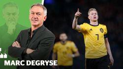 """Marc Degryse: """"Alle landen ter wereld zijn jaloers op De Bruyne"""""""
