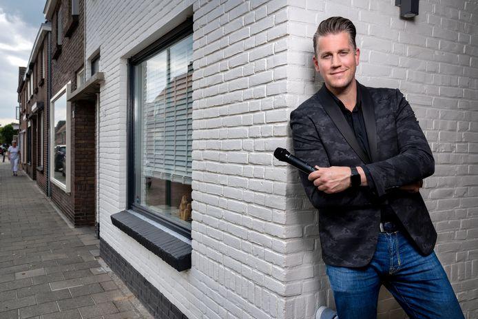 Zanger Bart van Dishoeck