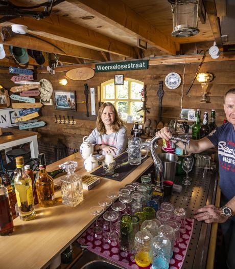 Thuiscafeetje in Oldenzaal: 'Avondenlang hebben we hier doorgehaald'