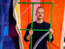 Hoe Dennis van Gaalen (34) speelt met zijn eigen kunst: 'Maar ik neem het wel serieus'