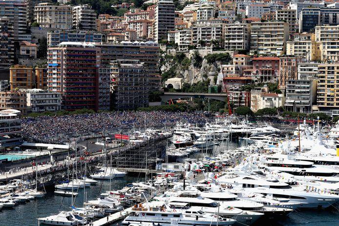 De verkrachting vond plaats in het Franse Beausoleil bij Monte Carlo.