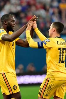 """Les Diables vaccinés avant l'Euro? """"Une injection pour Lukaku et Hazard, cela peut convaincre les sceptiques"""""""