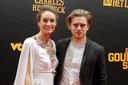 Tessa Wullaert en Matthias Deveugele.