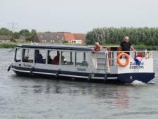 Proefvaarten fluisterboot op de Bernisse