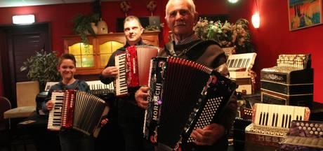 Elke muzikant een podiummoment op accordeonfestival in Nistelrode