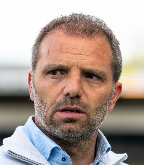NAC-trainer Steijn vol vertrouwen richting play-offs: 'Drie keer winnen en we staan waar we als club horen te staan'