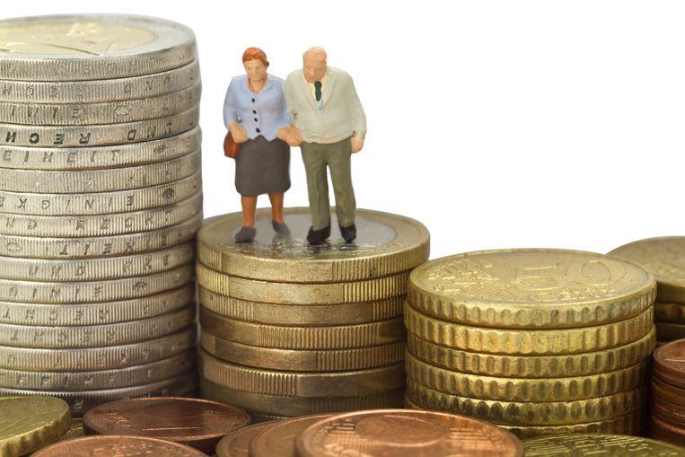 Pensioensparen zorgen voor een extra 80 tot 520 euro per maand