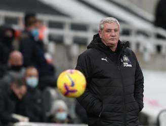 Onlangs overgenomen Newcastle zet coach Steve Bruce op straat