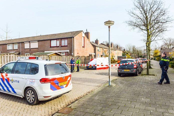 Dode man aangetroffen in auto in Eindhoven.