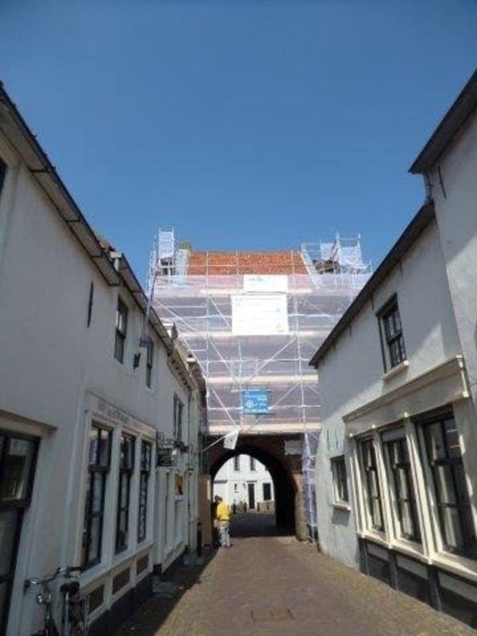 Verwacht wordt dat de werkzaamheden voor de komende bouwvakvakantie zijn afgerond.
