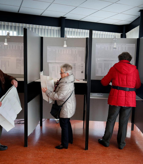Klachten over onhandelbaar groot stembiljet