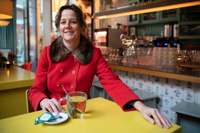 Judith Hendrickx , ook in 2022 lijsttrekker van Den de Bossche Groenen.