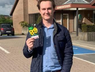 Enzo wil van Lierde zonnigste gemeente van Vlaanderen maken