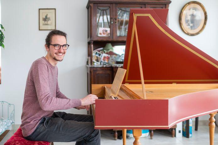 Componist Noah Senden