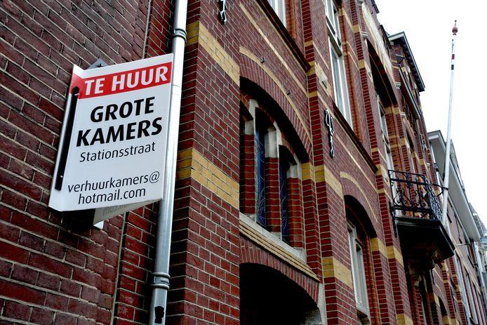 Er is een groot tekort aan studentenhuisvesting in Nederland.