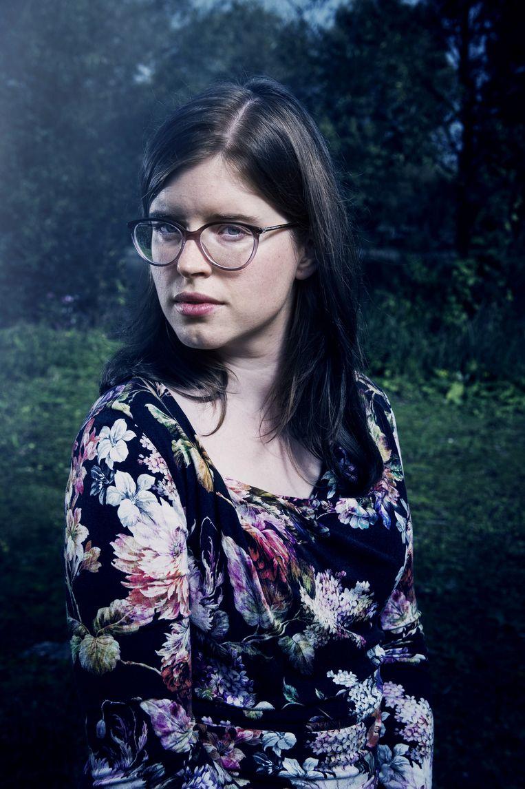 Evelien Maes. Beeld Karel Duerinckx