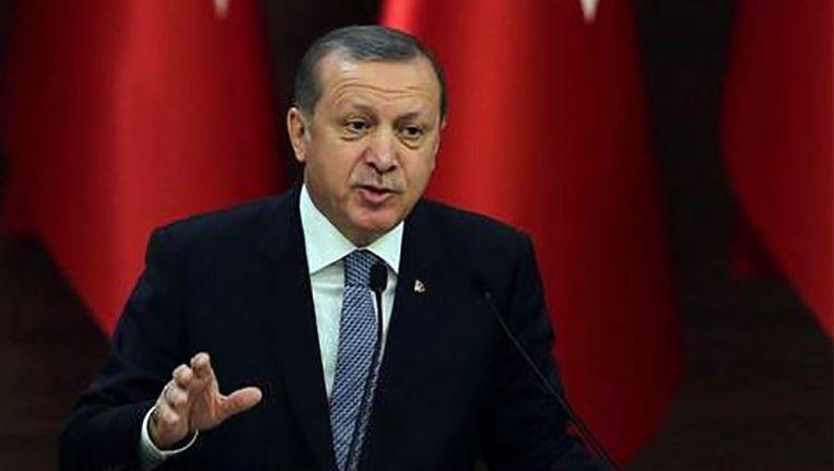 Recep Tayyip Erdogan Beeld afp