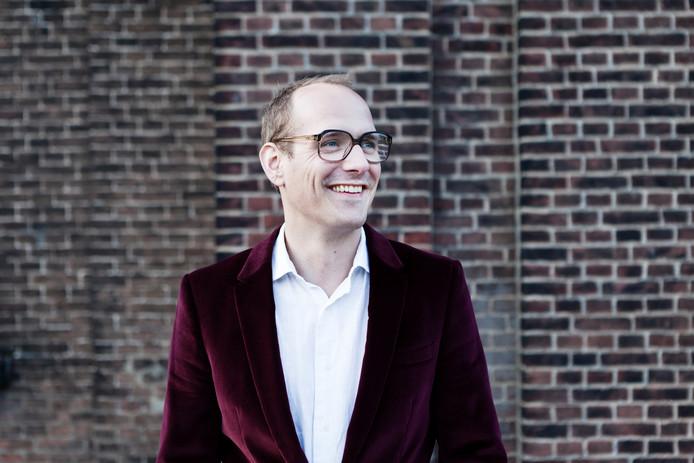 Manager Maarten van der Weijden van videobedrijf 87seconds The Video Content Agency.