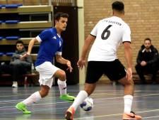 Eredivisie zaalvoetbal nu ook definitief ten einde