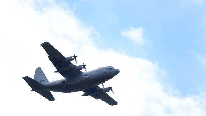 Gebrom boven de Veluwe: Amerikanen en Nederlandse Luchtmacht oefenen met laagvliegen