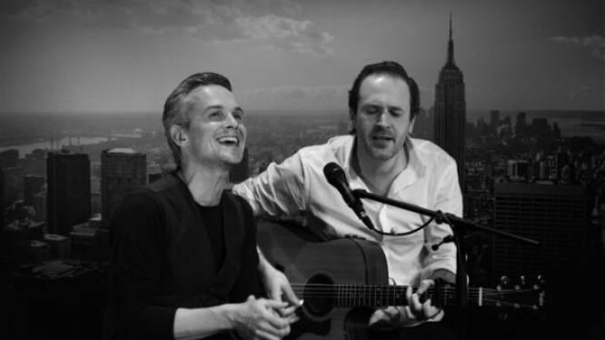 Simon & Garfunkel centraal bij heropstart van concertagenda