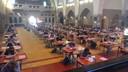 En in de Don Boscokerk.