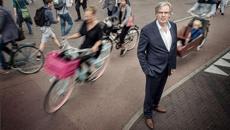Arre Zuurmond Beeld Martin Dijkstra