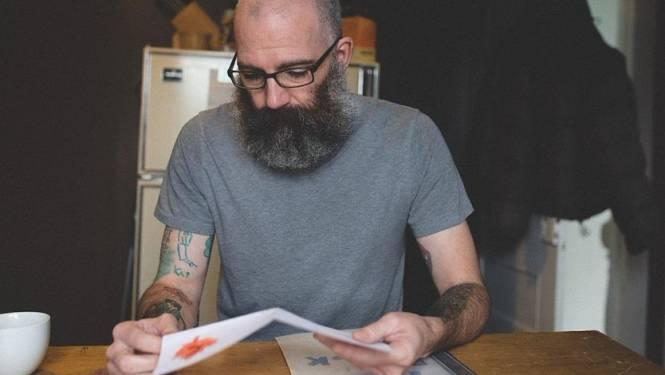 Origineel: vader laat elk jaar tekening van zoontje tatoeëren